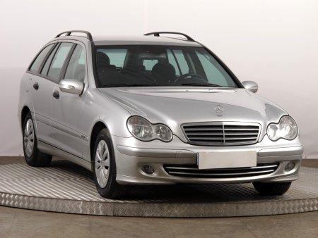 Mercedes C, 2004