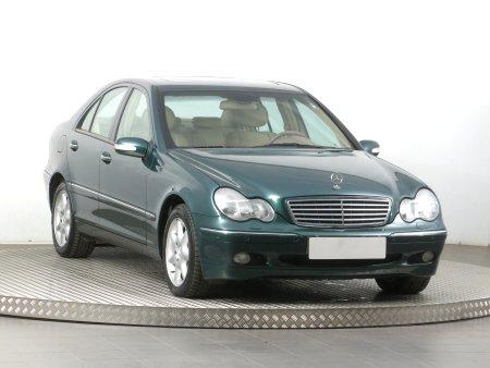 Mercedes C, 2001