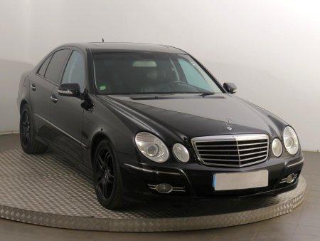 Mercedes E, 2008