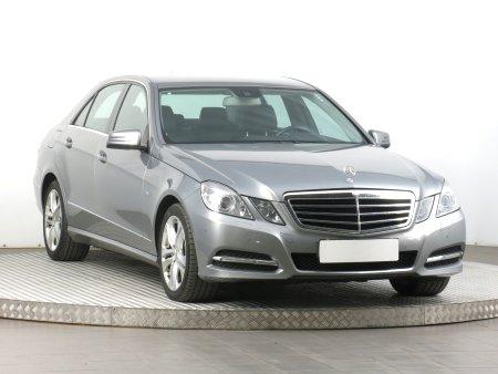 Mercedes E, 2010