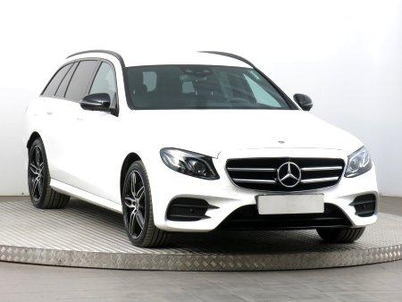 Mercedes E, 2017