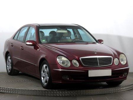 Mercedes E, 2003