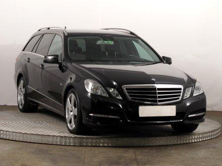 Mercedes E, 2011