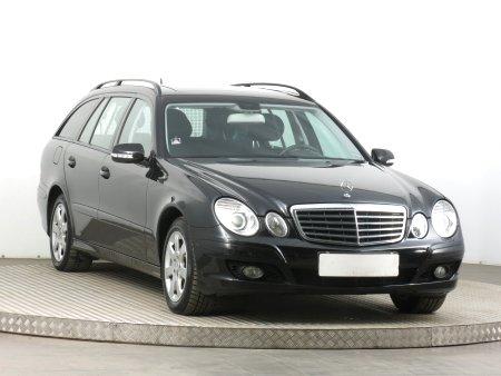 Mercedes E, 2007