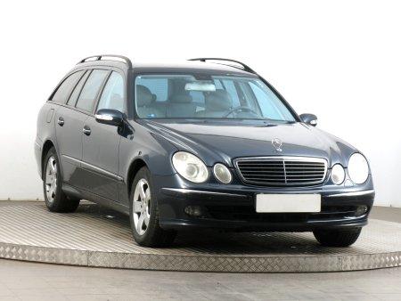 Mercedes E, 2005