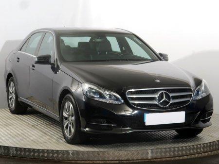Mercedes E, 2013
