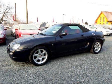 MG F, 2000