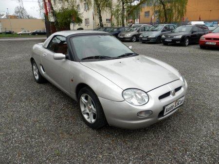 MG F, 1998