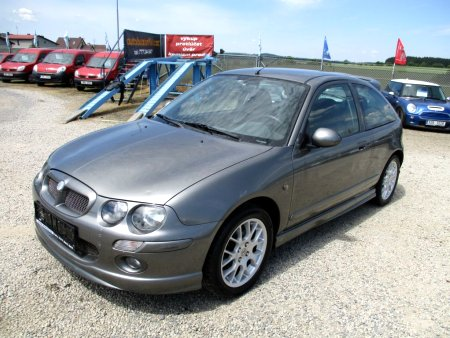 MG ZR, 2004