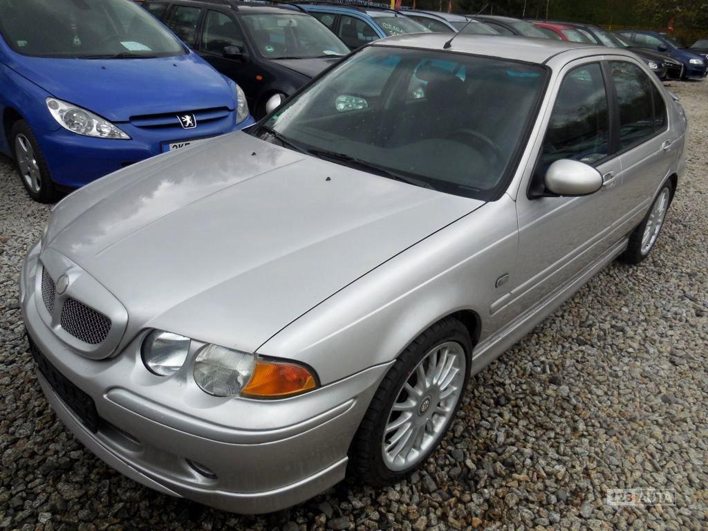 MG ZS, 2003 - celkový pohled