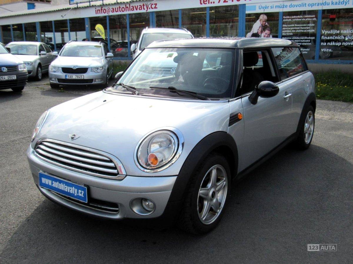 Mini Clubman, 2008 - celkový pohled