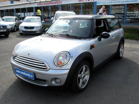 Mini Clubman, 2008