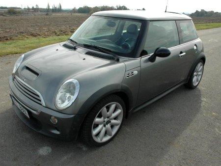 Mini Cooper S, 2002