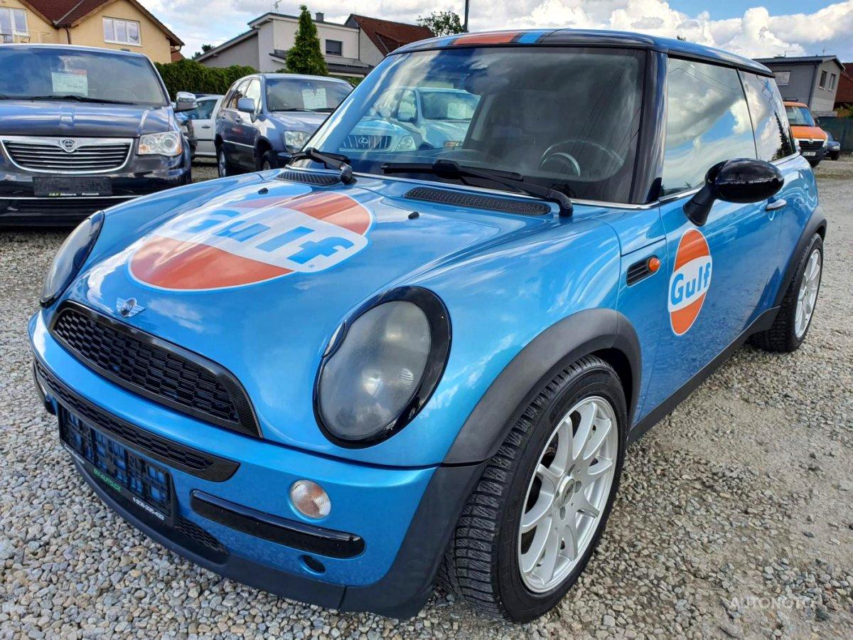 Mini Cooper, 2004 - celkový pohled