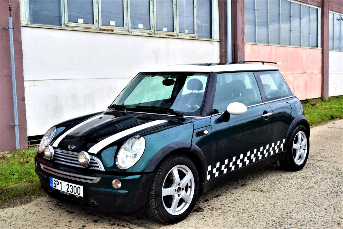 Mini Cooper, 2003 - celkový pohled