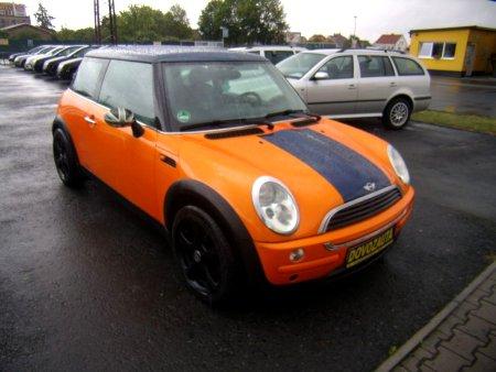 Mini Cooper, 2003