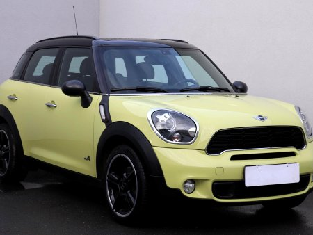 Mini Countryman, 2011