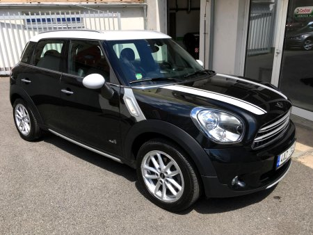 Mini Countryman, 2014
