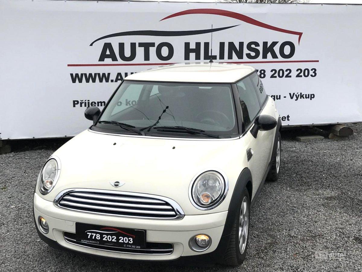 Mini One, 2008 - celkový pohled