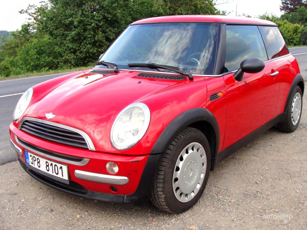 Mini One, 2003 - celkový pohled