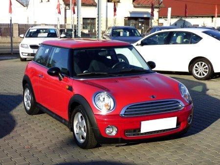 Mini One, 2008