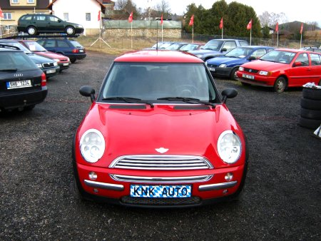 Mini One, 2003