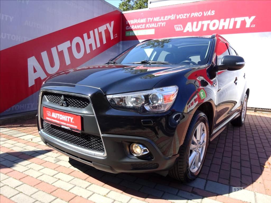 Mitsubishi ASX, 2011 - celkový pohled