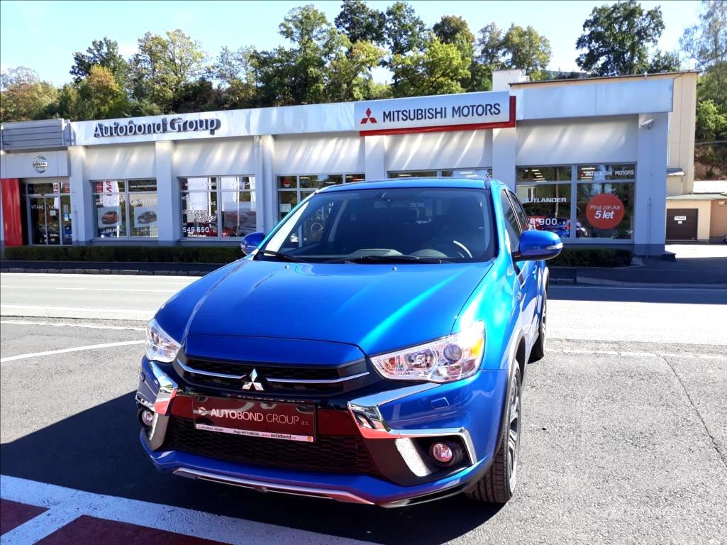 Mitsubishi ASX, 2018 - celkový pohled