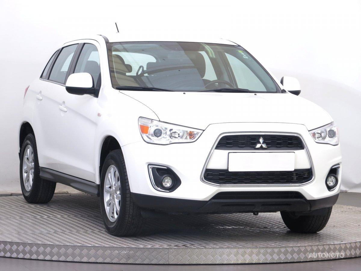 Mitsubishi ASX, 2014 - celkový pohled