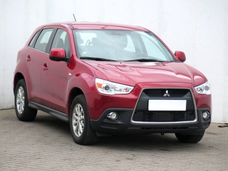 Mitsubishi ASX, 2012