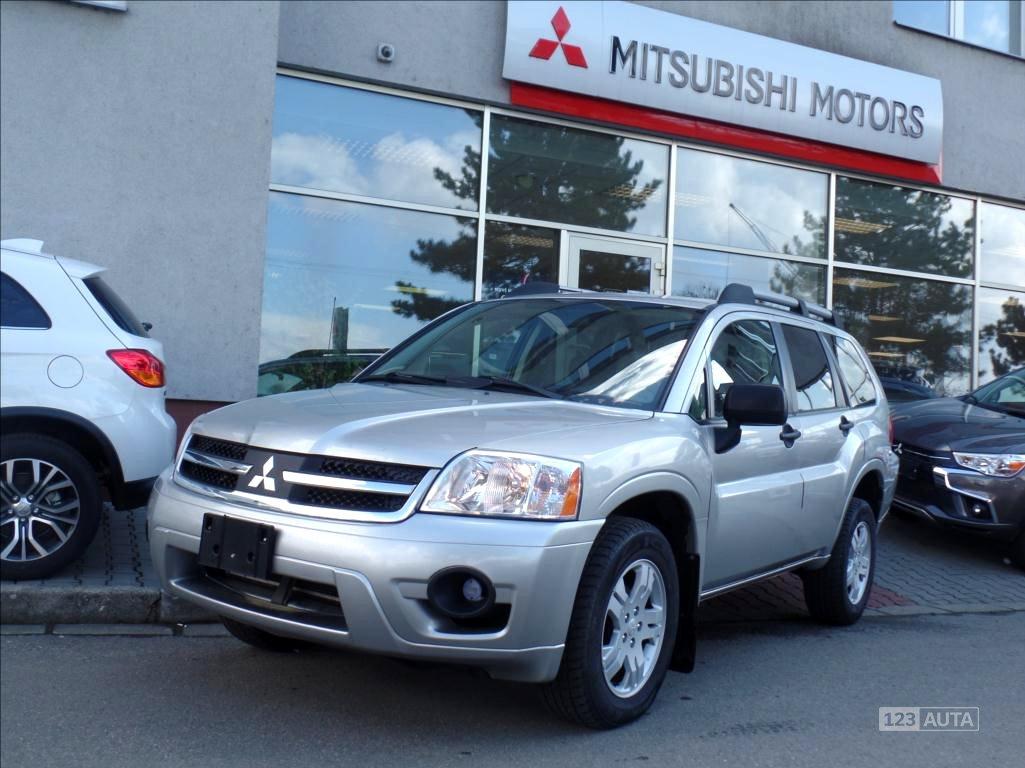 Mitsubishi Endeavor, 2008 - celkový pohled