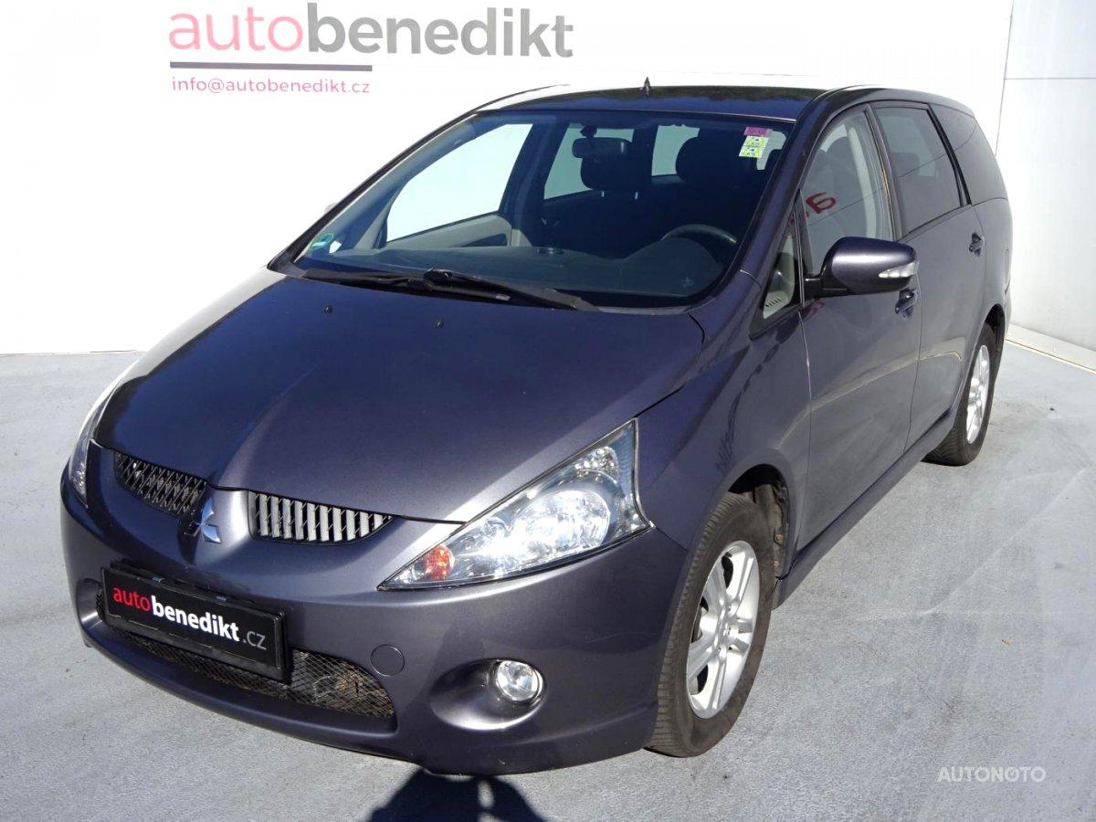 Mitsubishi Grandis, 2009 - celkový pohled