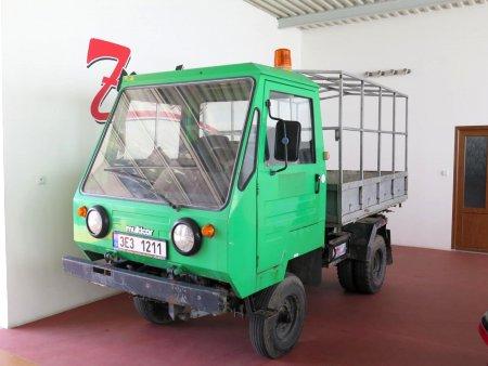 Multicar M 25, 1988