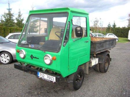 Multicar M 25, 1986