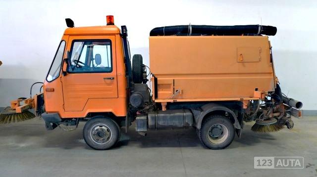 Multicar M 26, 1997 - celkový pohled