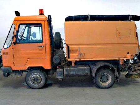 Multicar M 26, 1997