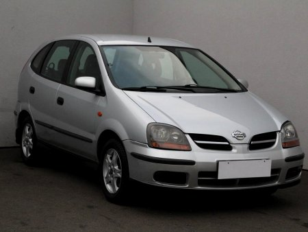 Nissan Almera Tino, 2002