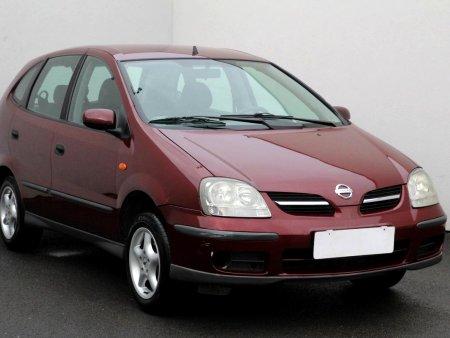 Nissan Almera Tino, 2004