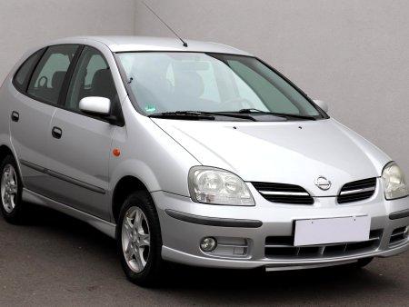 Nissan Almera Tino, 2005