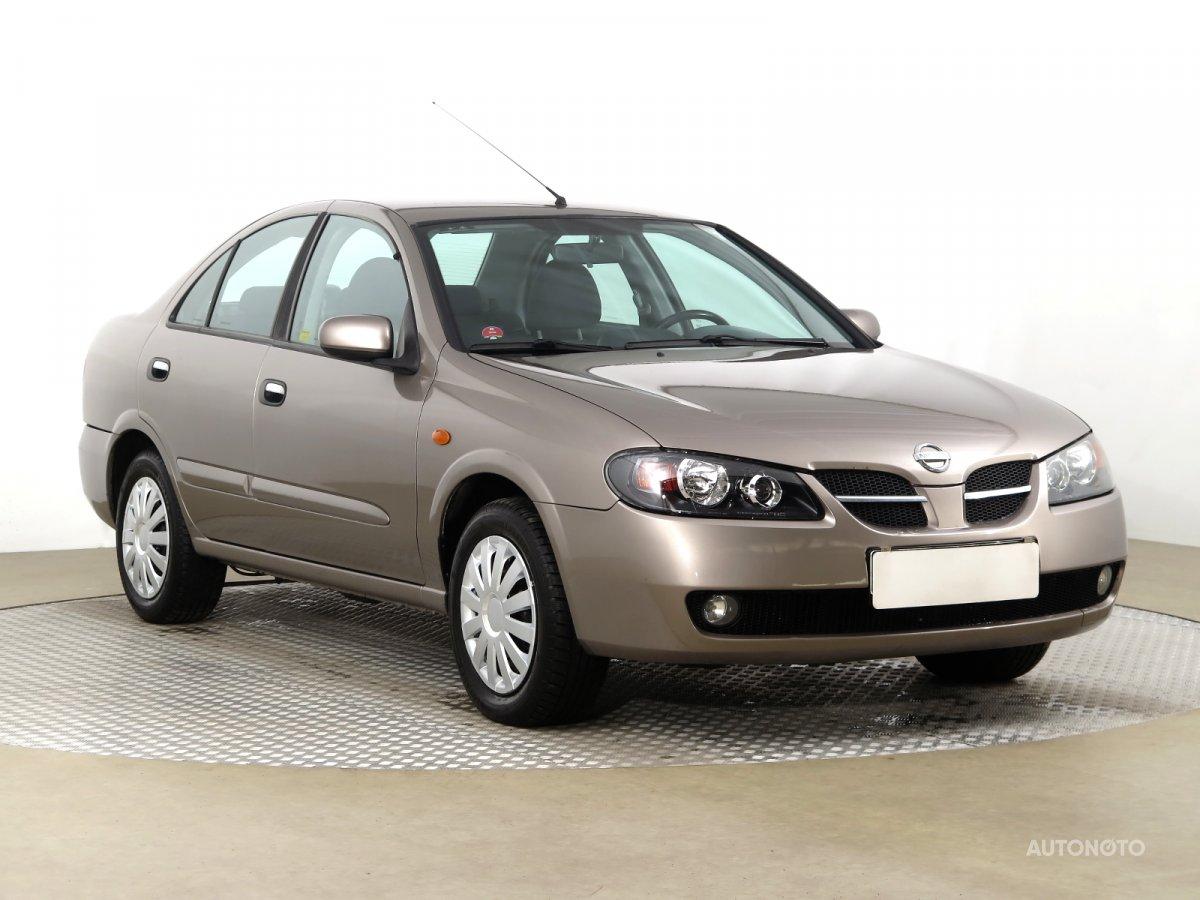 Nissan Almera, 2005 - celkový pohled
