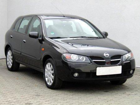Nissan Almera, 2004