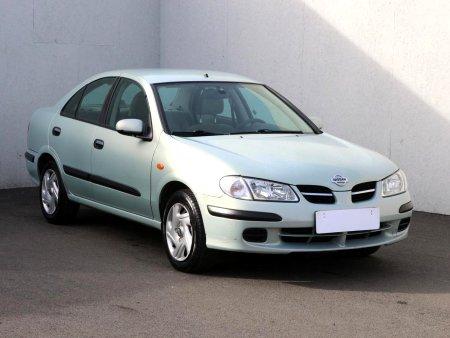 Nissan Almera, 2002