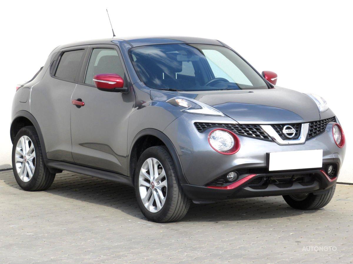 Nissan Juke, 2015 - celkový pohled
