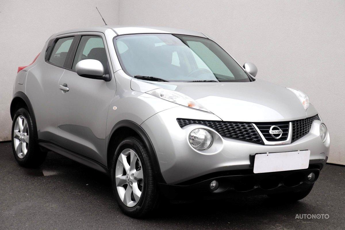 Nissan Juke, 2011 - celkový pohled