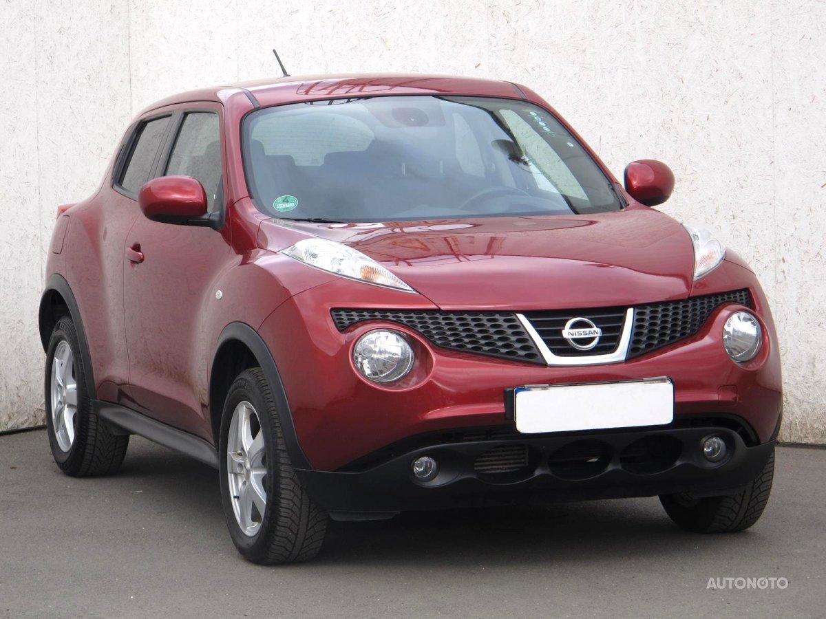 Nissan Juke, 2013 - celkový pohled