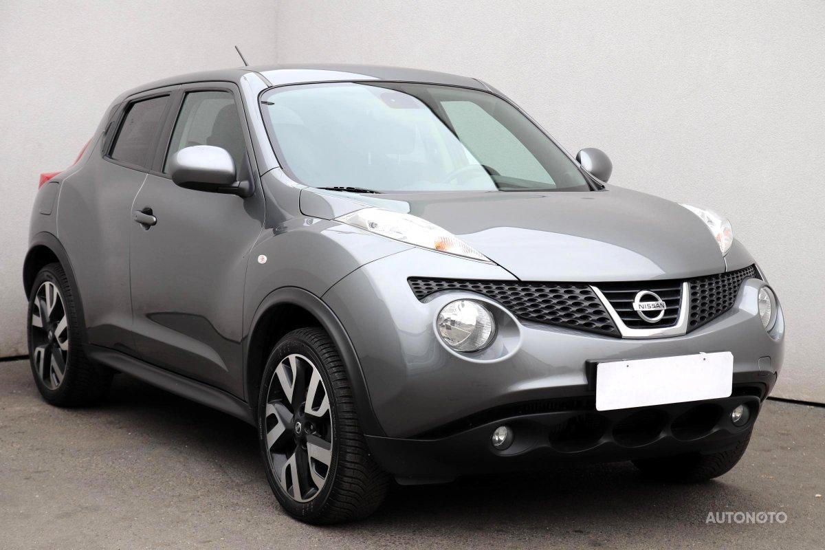 Nissan Juke, 2012 - celkový pohled
