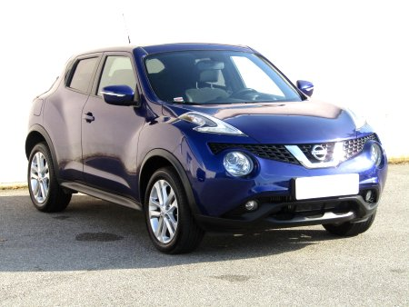 Nissan Juke, 2015