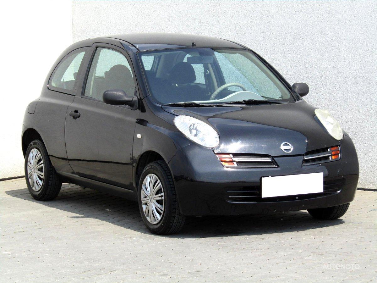Nissan Micra, 2004 - celkový pohled