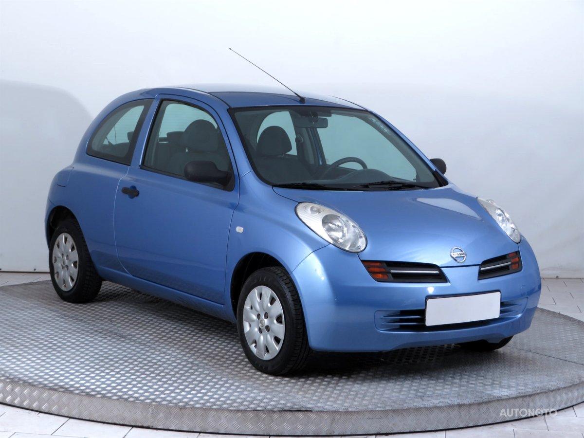 Nissan Micra, 2006 - celkový pohled