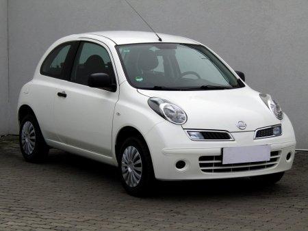 Nissan Micra, 2009